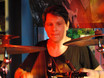24. April 2013 Ralf Gustke im drummer's focus Workshop im Key-Wi_Music Salzburg: Groove, Style, Live- und Studio-Drumming